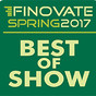 "SpeechPro's Demo wins ""FinovateSpring 2017 Best of Show"" recognition!"
