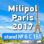 Join us at Milipol Paris 2017!