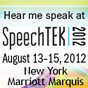SpeechPro to Discuss Voice Biometrics at SpeechTEK 2012