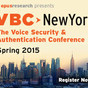SpeechPro President, Alexey Khitrov, to Speak at VBC 2015 on May 5th in NYC
